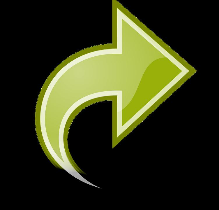 Arrow Forward Redo - Free vector graphic on Pixabay