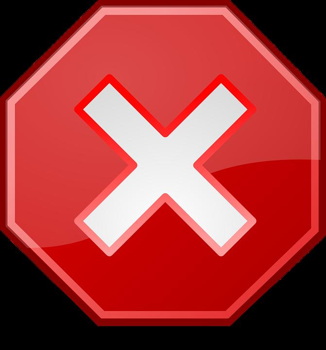 キャンセル 停止 中止 · Pixabay...