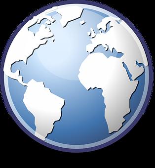 World, Globe, Global, Earth