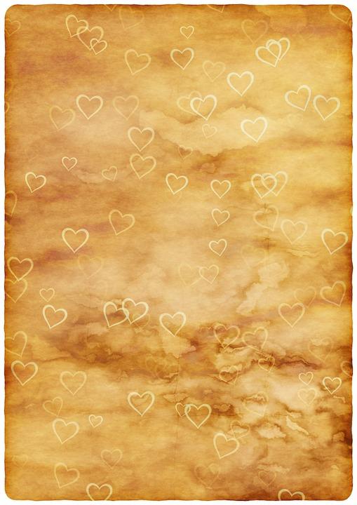 Briefpapier Herzen Muster Kostenloses Bild Auf Pixabay