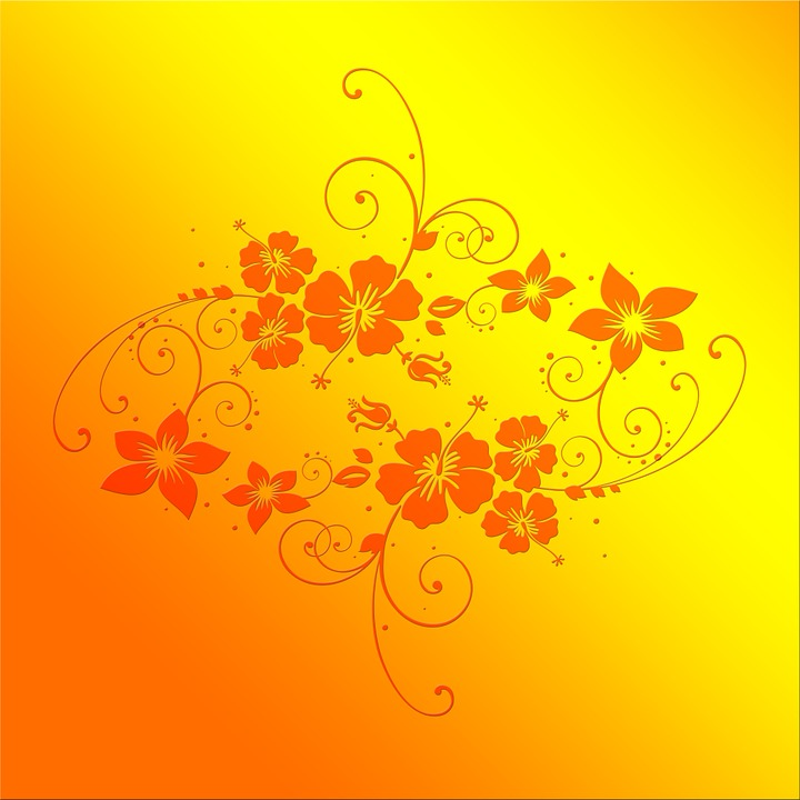 illustration gratuite fleurs dessin floral flora jaune image gratuite sur pixabay 98154. Black Bedroom Furniture Sets. Home Design Ideas