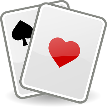 Cards, Poker, Game, Heart, Spade, Icon