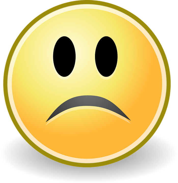 Uzgun Mutsuz Ozur Dilerim Pixabay Da Ucretsiz Vektor Grafik