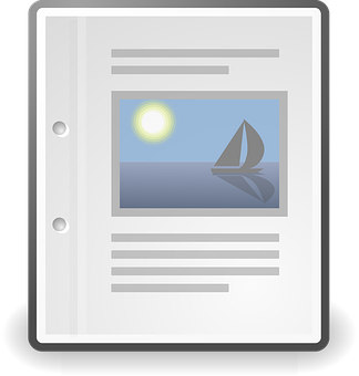Document, Text, Icon, Symbol, Paper