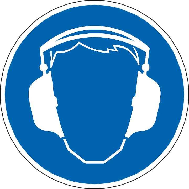Ear Protection Hearing Earphones Free Vector Graphic On Pixabay
