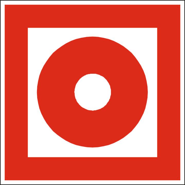 Fire Indicator Dot Circle Free Vector Graphic On Pixabay