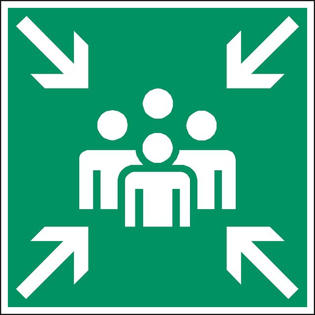 Panneau zone de rencontre dwg