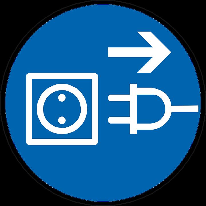 Unplug Plug Cable Free Vector Graphic On Pixabay