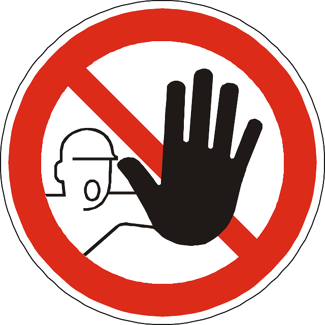 Admittance, Entry, Prohibited, Forbidden, Not Allowed