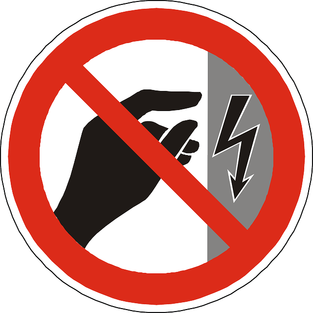 danger electricity touch  u00b7 free vector graphic on pixabay