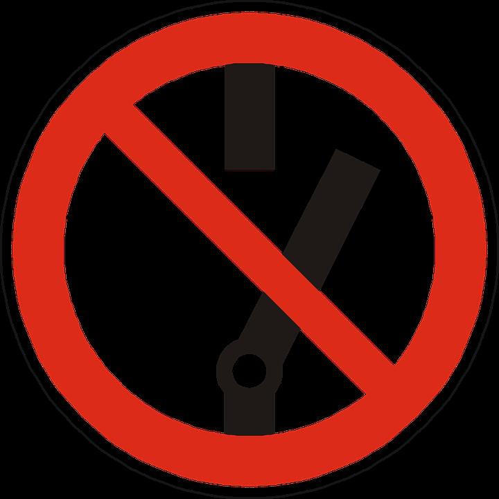 Schalter Verboten Nicht Zulässig · Kostenlose Vektorgrafik auf Pixabay