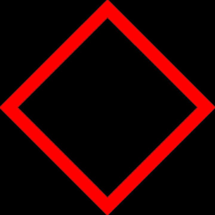 Hazard, Human Health, Poisonous, Poison, Warning