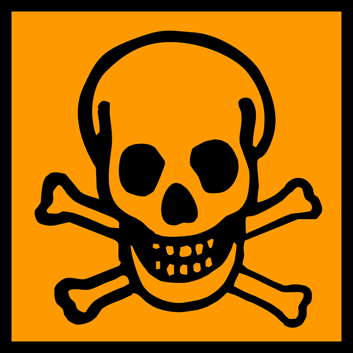 deadly fatal death s skull free vector graphic on pixabay
