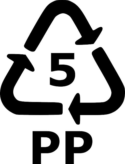 Free vector graphic: Recycle, 5, Pp, Recycling, Plastic - Free ...