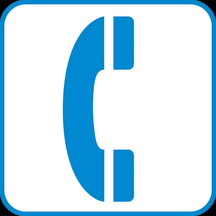 Tel fono comunicarse signo gr ficos vectoriales gratis for Piscina 29 de abril telefono