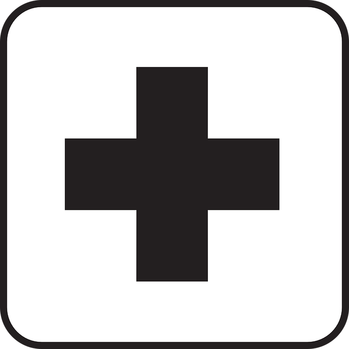 First Aid Help Medical Care Free Vector Graphic On Pixabay