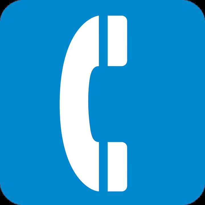 Výsledek obrázku pro ikona telefon png