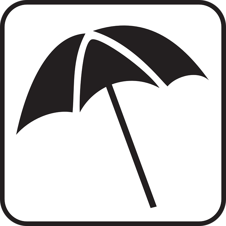 Parasol Sunshade Umbrella 183 Free Vector Graphic On Pixabay