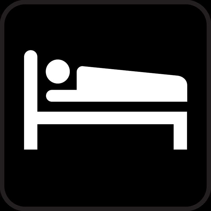 Sleeping Bed Sleep 183 Free Vector Graphic On Pixabay