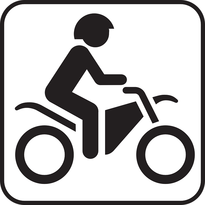 Motor Scooter Motor-Bike · Free vector graphic on Pixabay