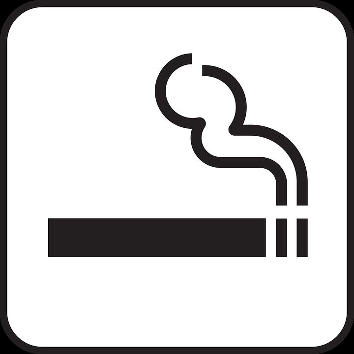 Kostenlose Vektorgrafik: Rauchen, Zigarette, Rauchende - Kostenloses Bild auf Pixabay - 99176