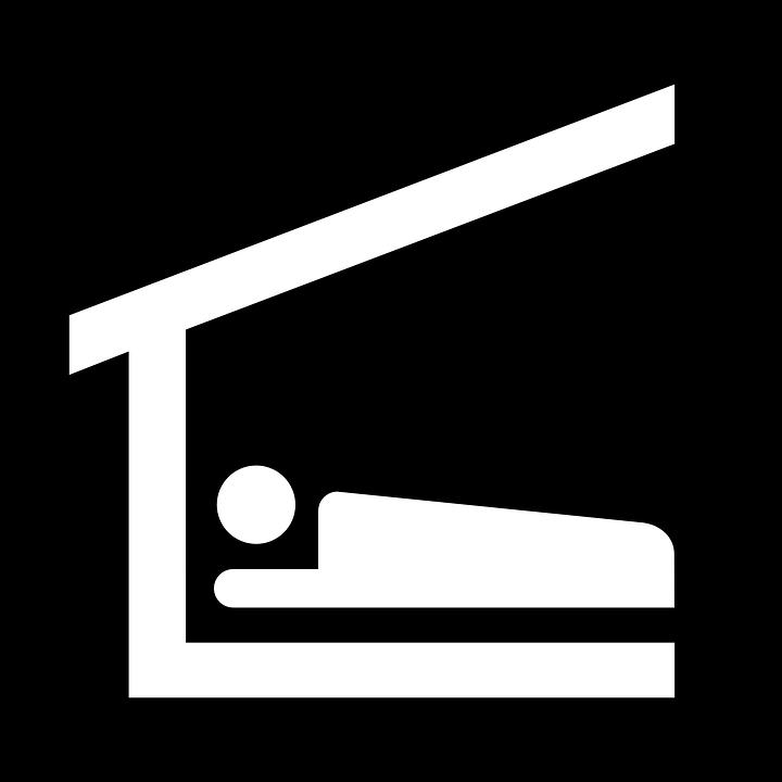 Bett Schlafsack Schlafen Kostenlose Vektorgrafik Auf Pixabay
