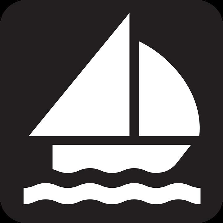 Segelboot zeichnung schwarz  Kostenlose Vektorgrafik: Segeln, Segelboot, Cat, Schwarz ...