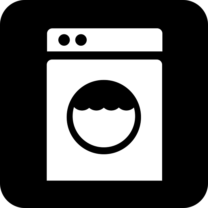 washing machine clothes washer free vector graphic on pixabay. Black Bedroom Furniture Sets. Home Design Ideas