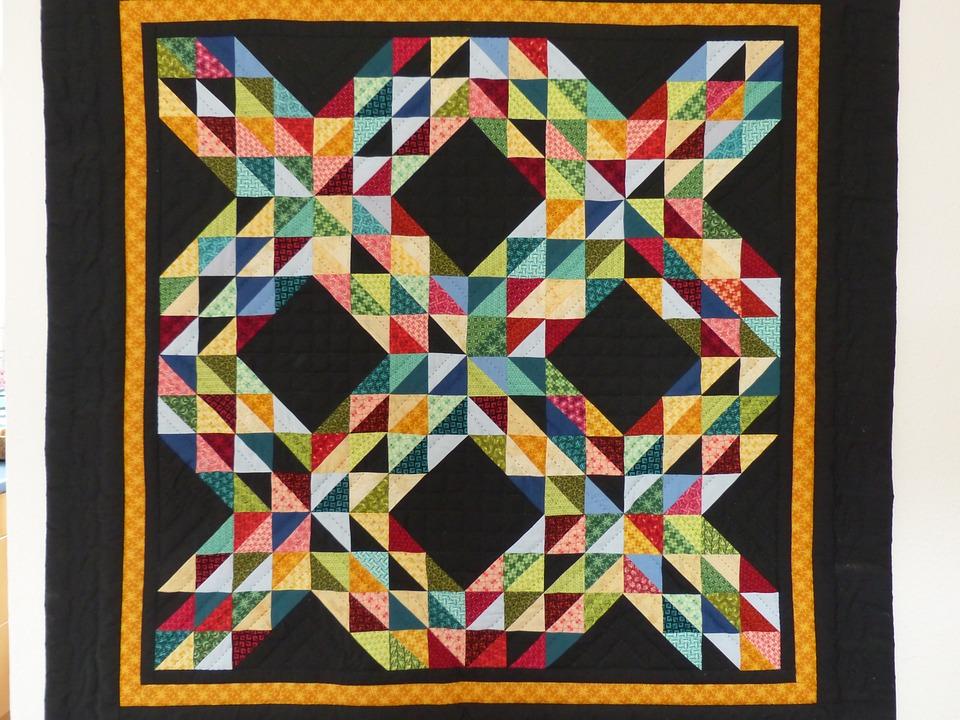 Free photo: Patchwork Quilt, Patchwork - Free Image on Pixabay ... : patchwork quilt blanket - Adamdwight.com