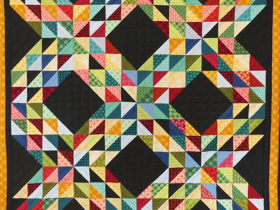 Free photo patchwork quilt patchwork free image on - Alfombras de patchwork ...