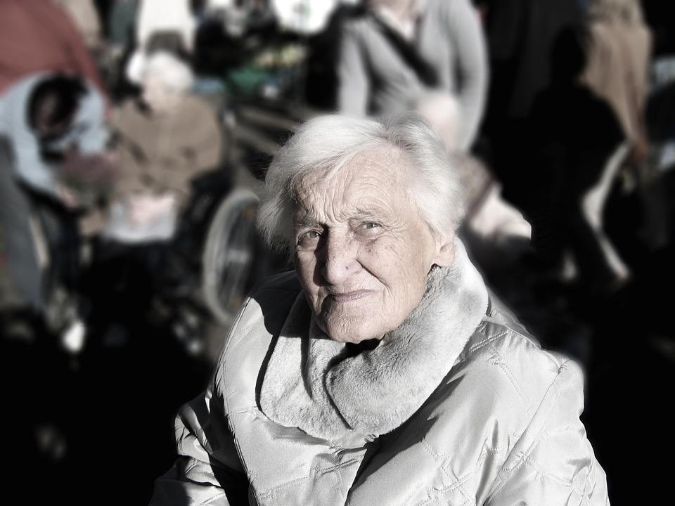 elderly support