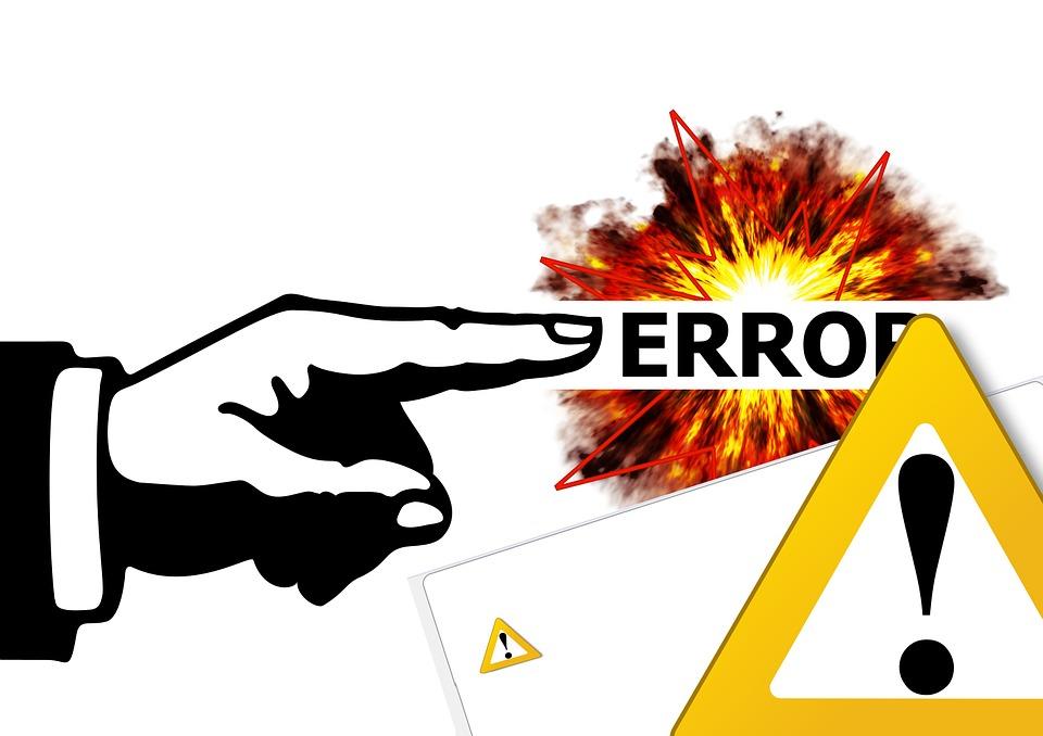 Error, Www, Internet, Calculadora, Servidor, Crash