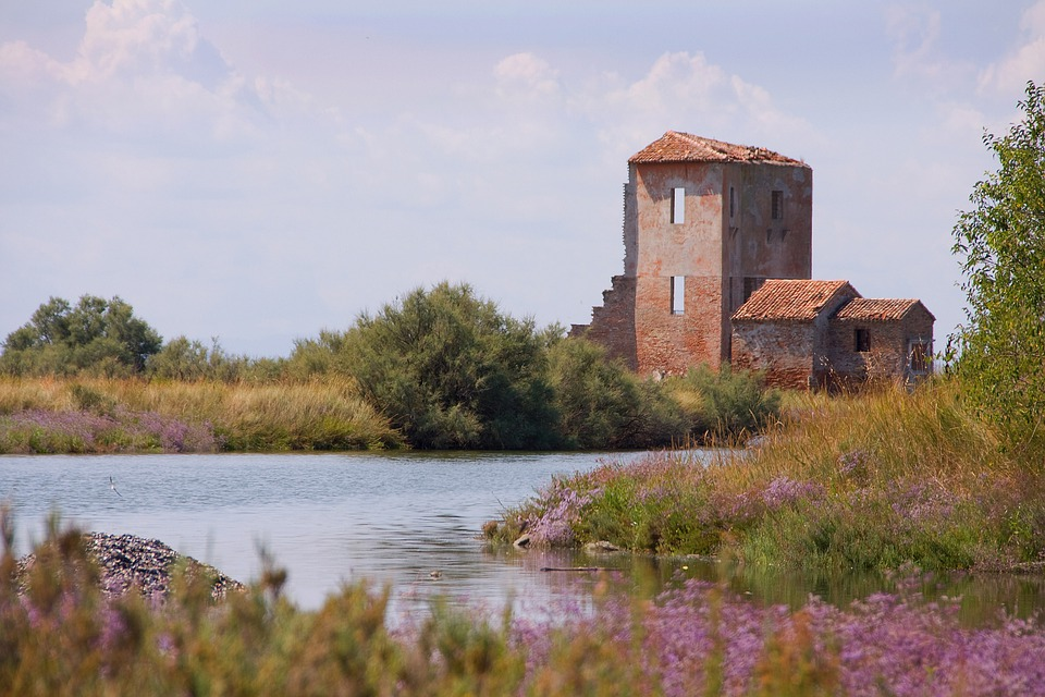 Comacchio, Nature, Italy, Nature Reserve