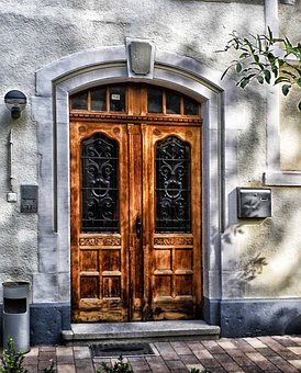 Frankfurt Am Main, Germany, Door
