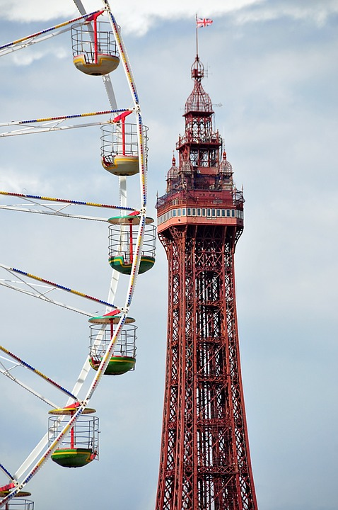 Blackpool Tower naming rights predictions predict that it might be the next one to sell rights.
