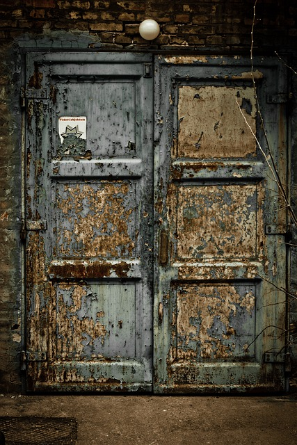 Door Entrance Warehouse 183 Free Photo On Pixabay
