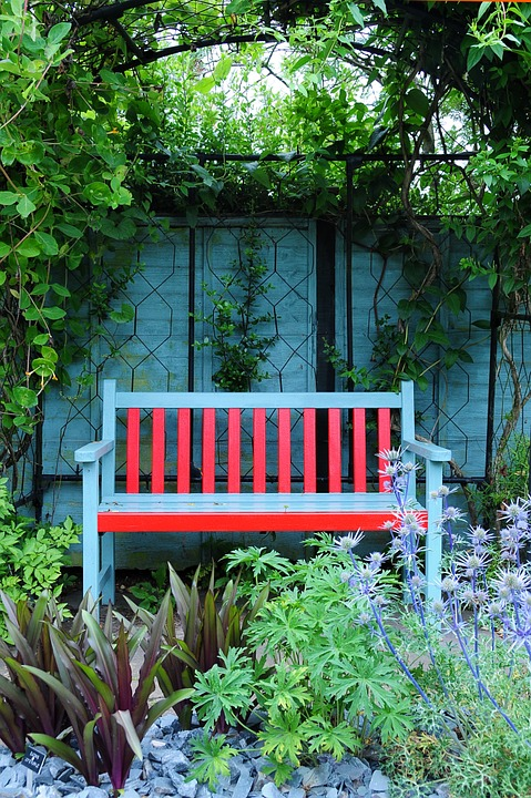 Garden Bench Images Pixabay Download Free Pictures