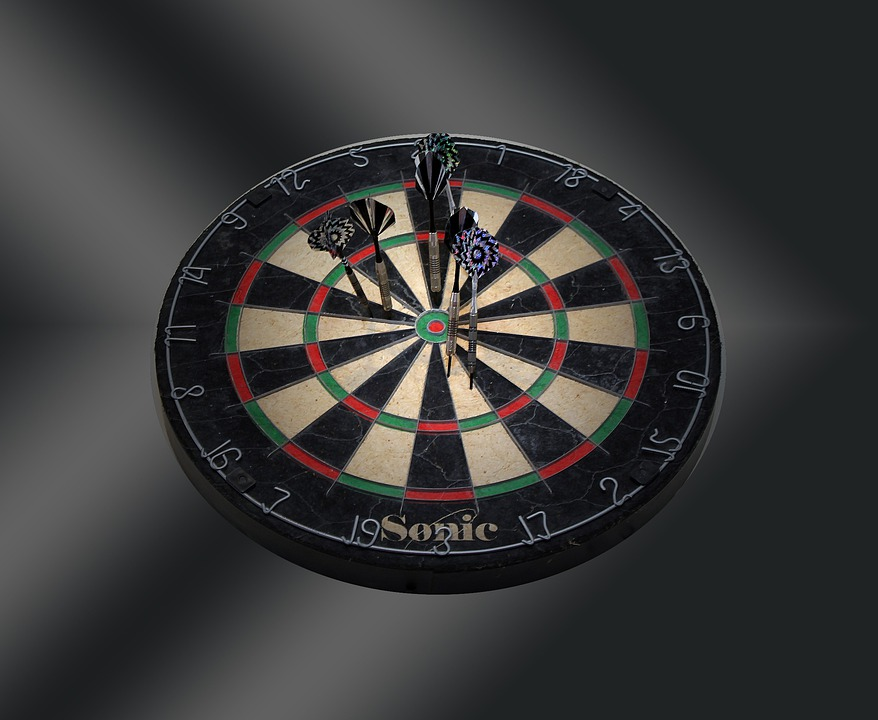 free photo  dart  board  dartboard  game  skill - free image on pixabay