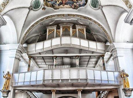 Schliersee, Germany, Church