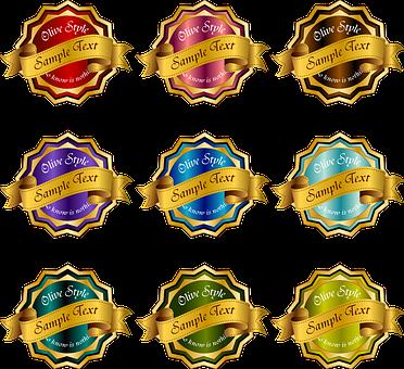 Emblem, Award, Badge, Accolade, Ribbon