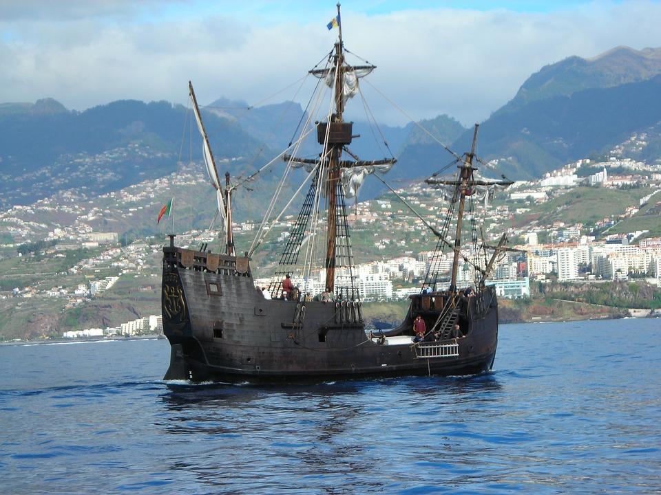 santa maria columbus replica free photo on pixabay