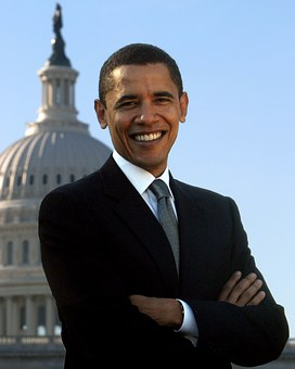 Barack Hussein Obama President Usa United