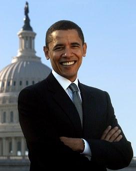 Barack Hussein Obama President Usa United