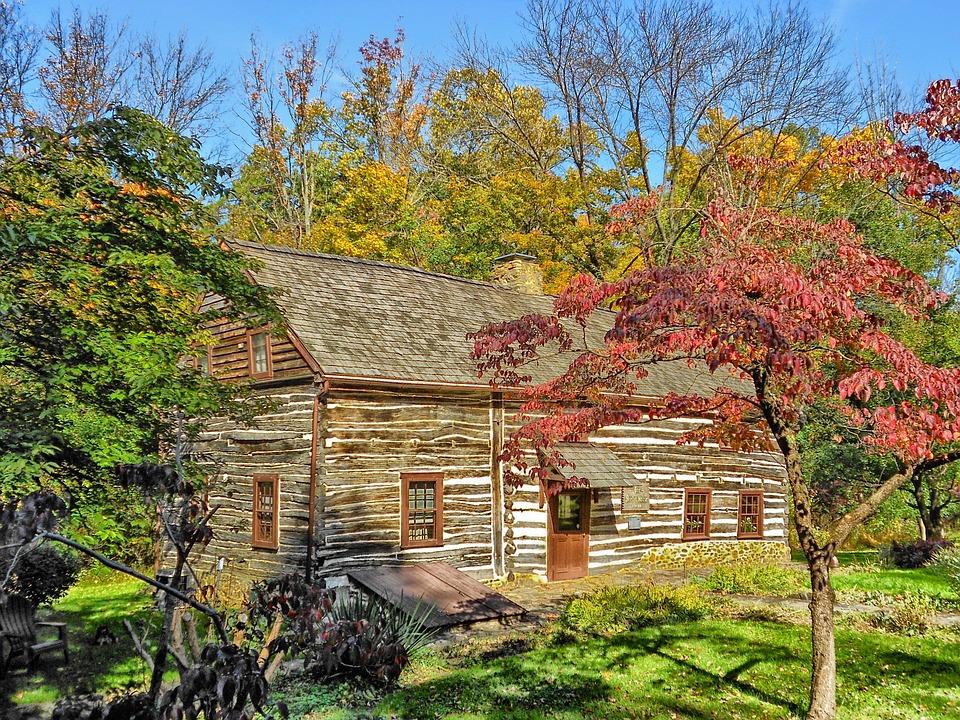 Free Photo Pennsylvania House Home Free Image On