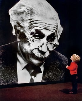 Oak Ridge, Tennessee, Albert Einstein