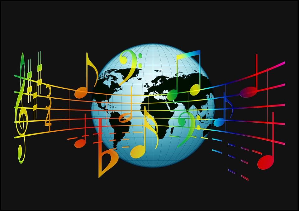 """Résultat de recherche d'images pour """"pixabay globe musical"""""""