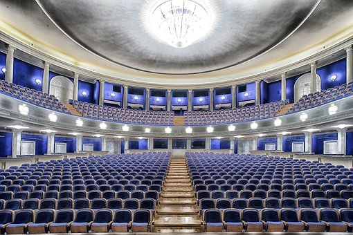 Moscow, Russia, Ballet, Theatre