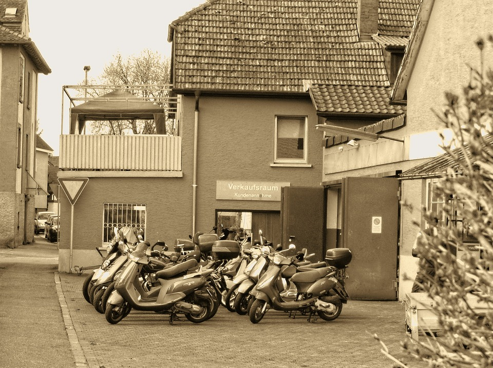 Hinterhof Werkstatt Dorf · Kostenloses Foto Auf Pixabay