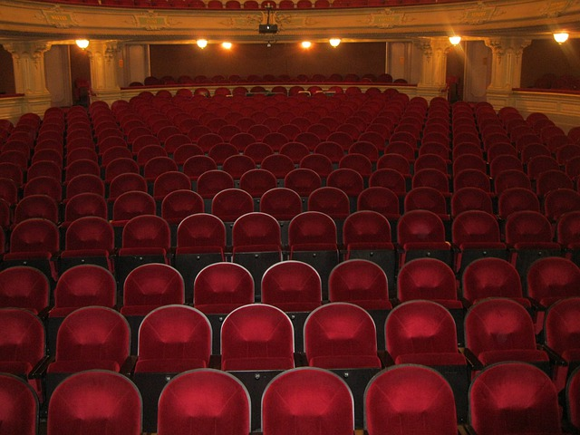 Theater Seating Audience 183 Free Photo On Pixabay