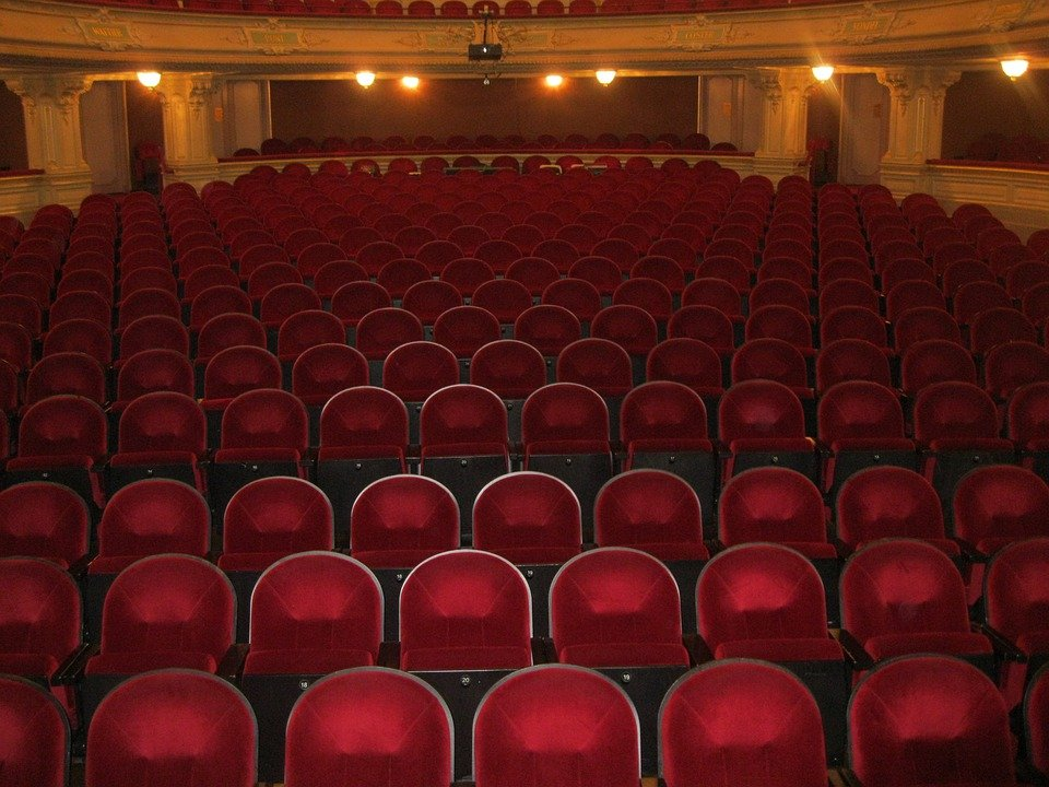 Free Photo Theater Seating Audience Free Image On